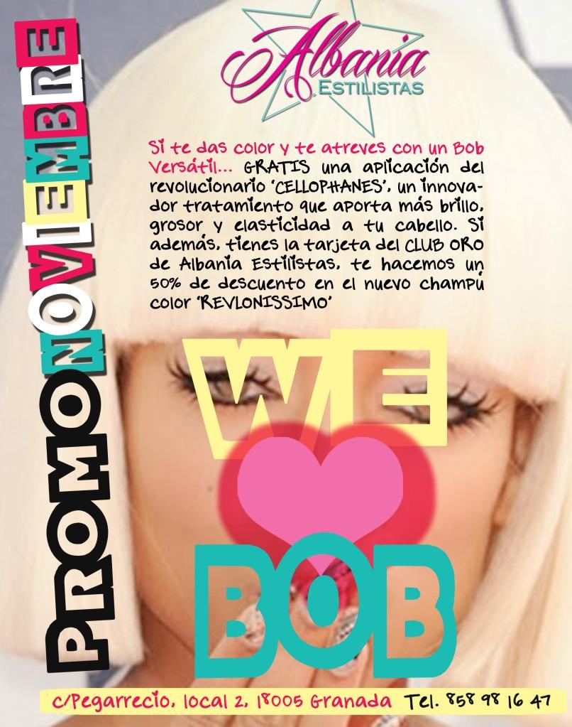 promo noviembre albania estilistas bob versátil